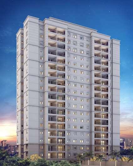 Apartamento residencial para venda, Campestre, Santo André - AP6840.