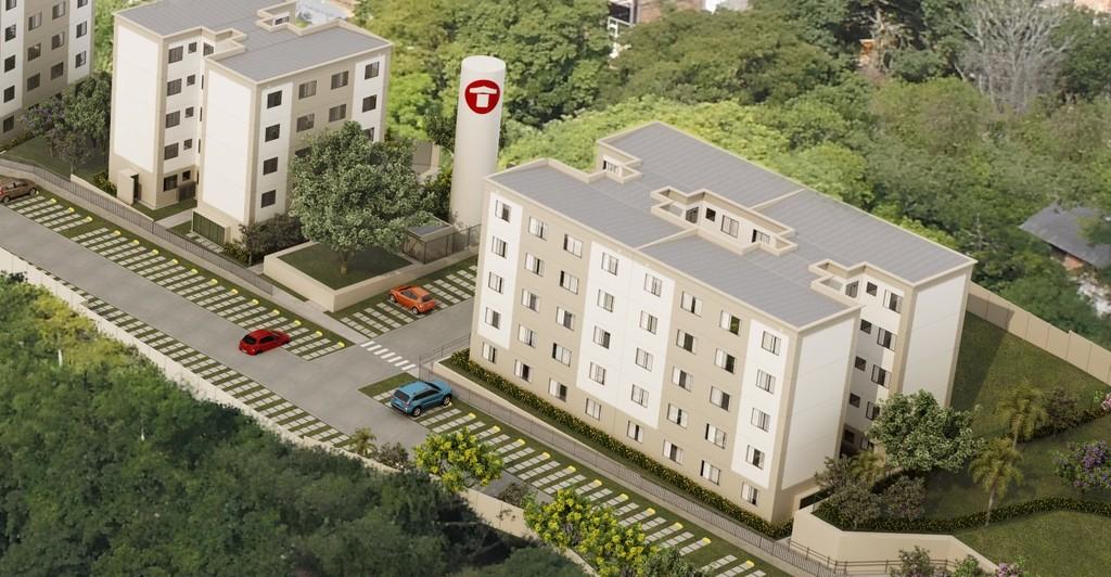 Apartamento Morro Santana Porto Alegre