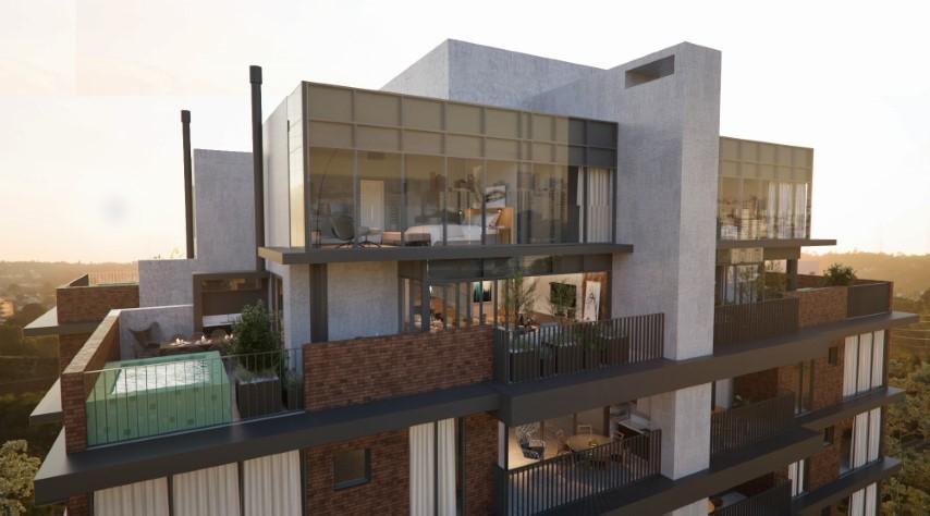Foto 31 - APARTAMENTO em CURITIBA - PR, no bairro Ahú - Referência LE00553