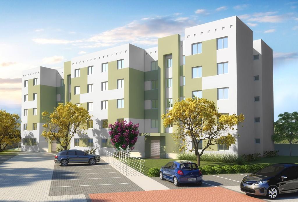 Apartamento residencial para venda, Piratini, Alvorada - AP3042.