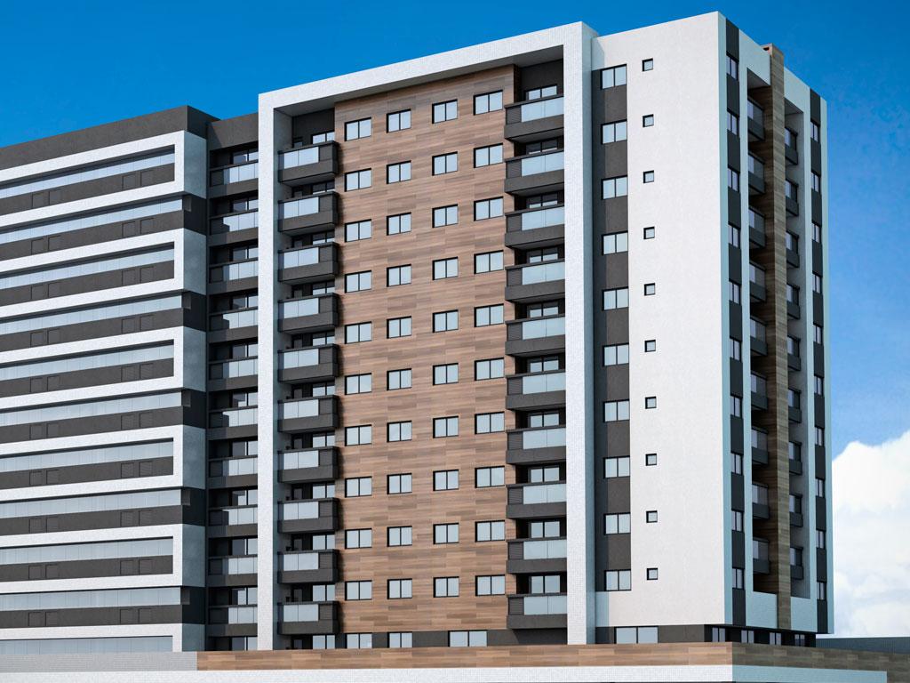 Apartamento residencial para venda, Capão Raso, Curitiba - AP3809.