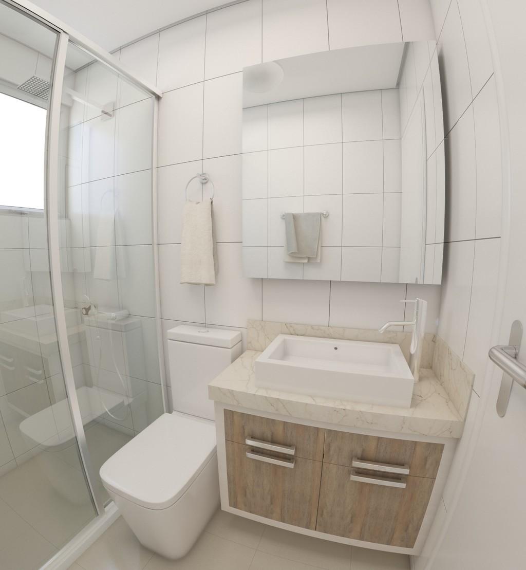 Apartamento residencial para venda, Ouro Verde, Campo Largo - AP4099.