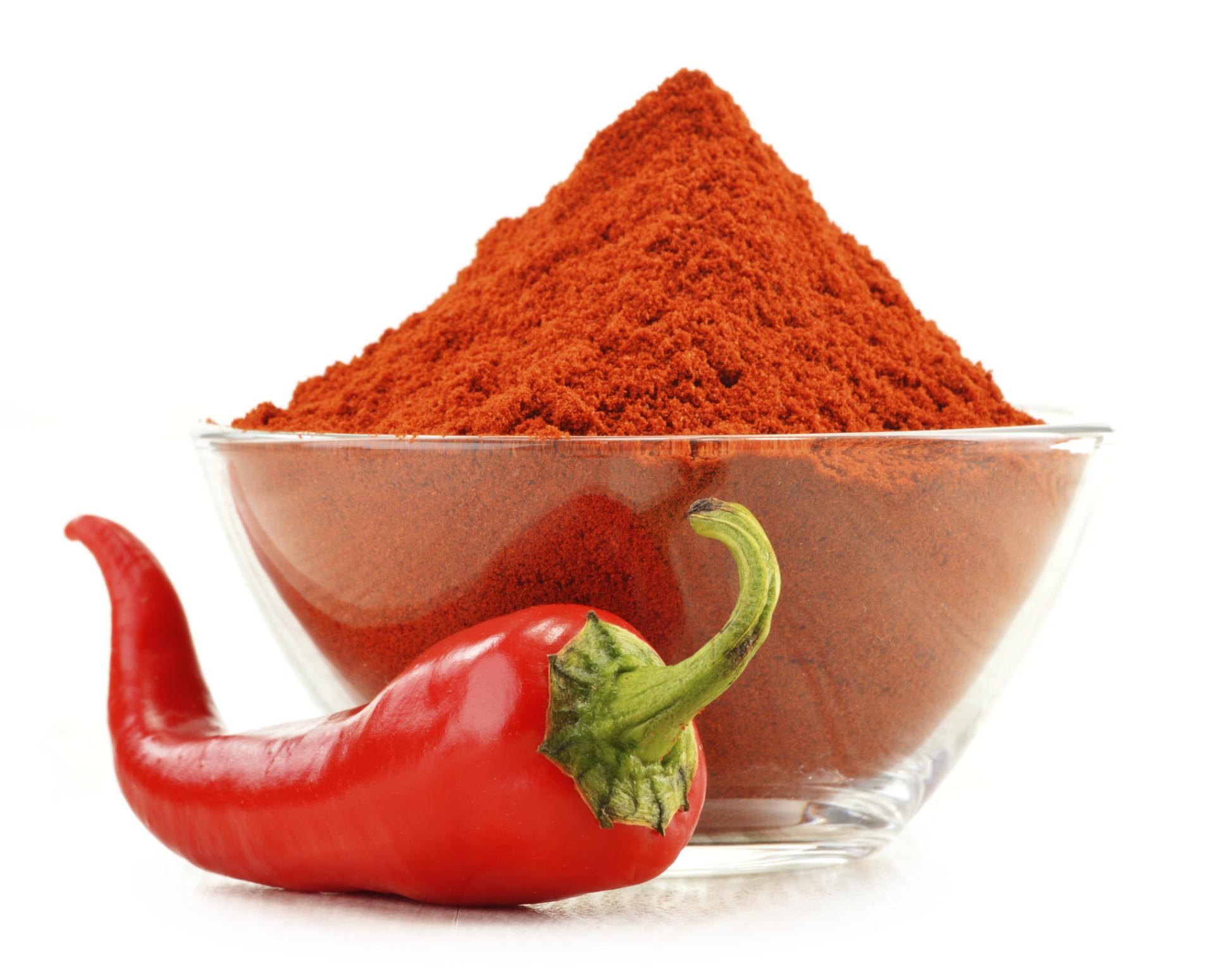 Cayene peper