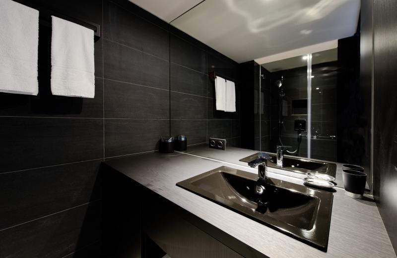 Appartement Sky - Badezimmer