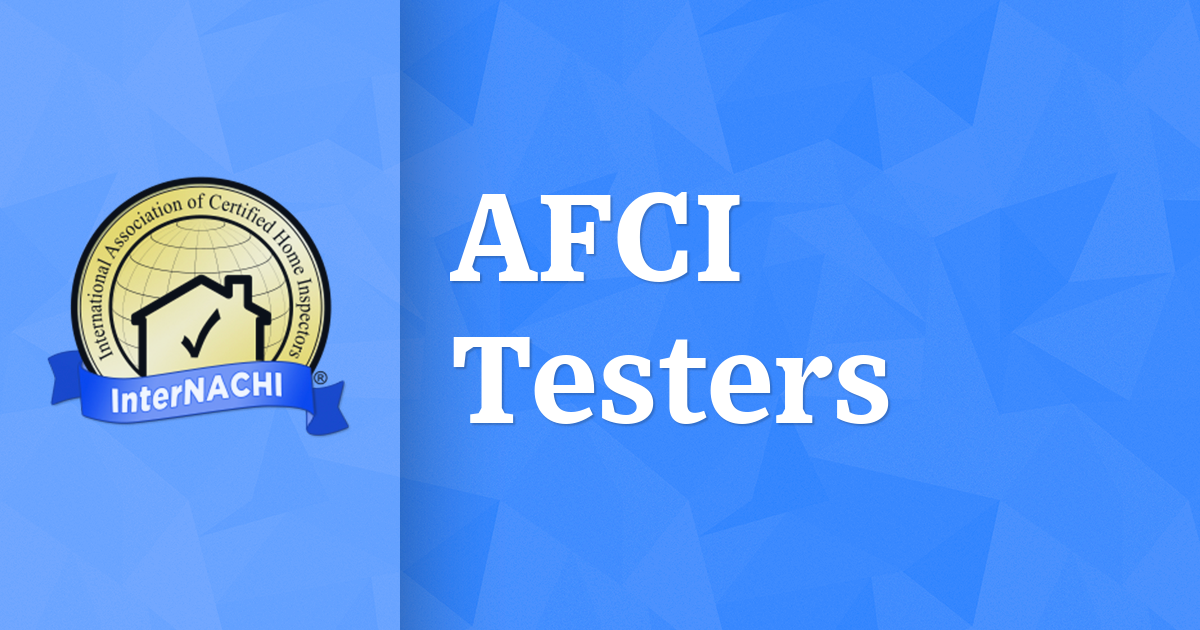 Afci Testers