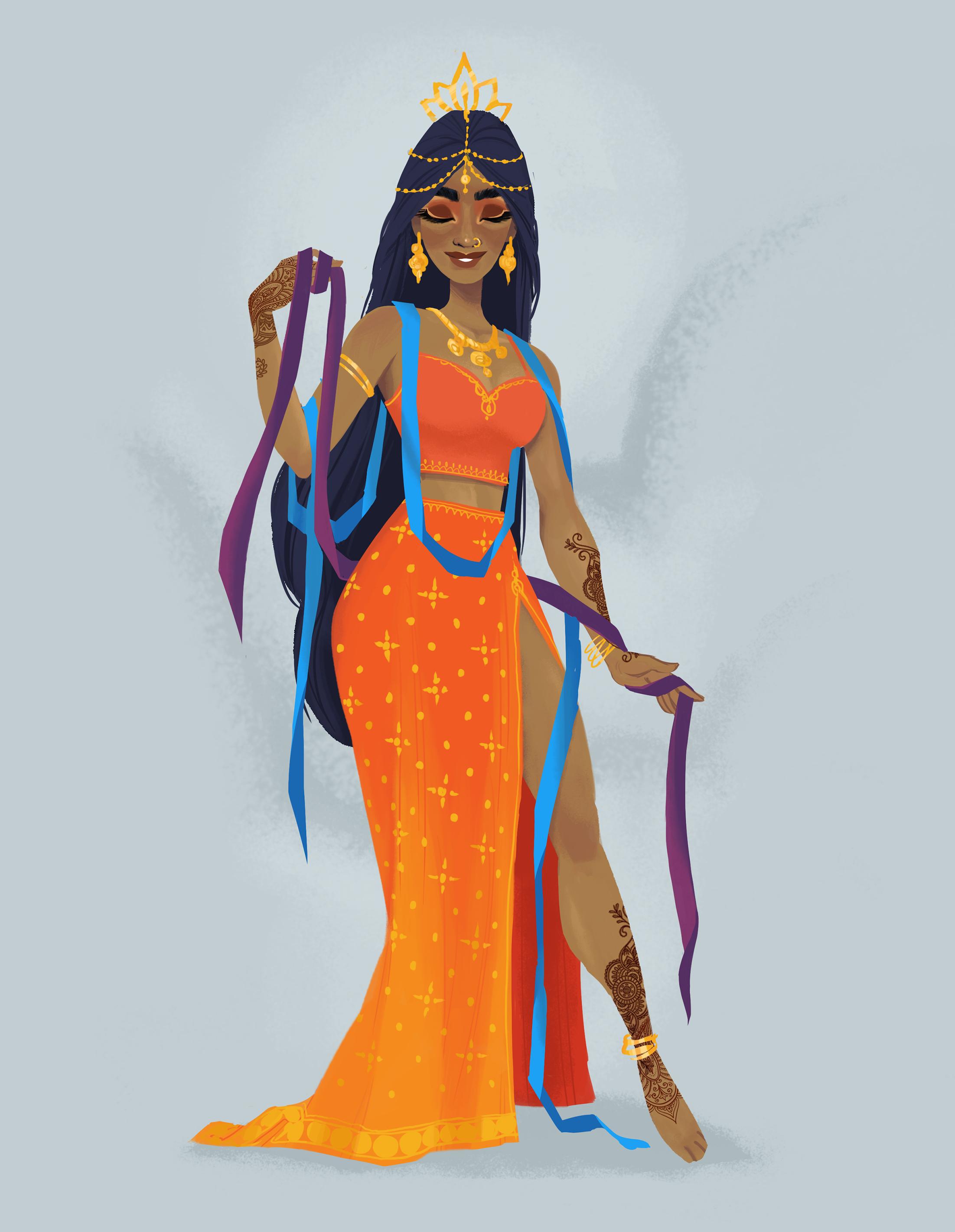 Goddess beltane2