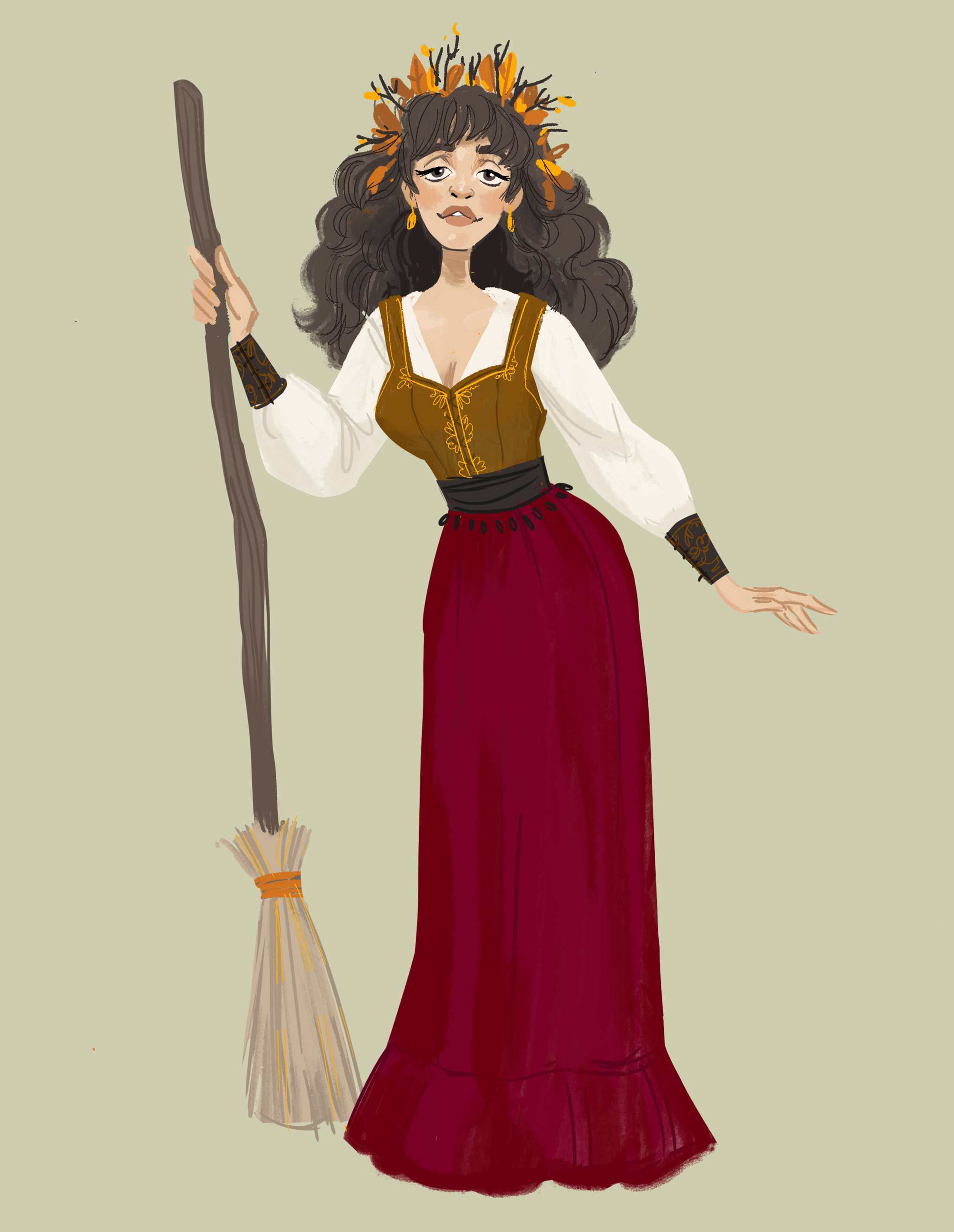 Goddess samhain2