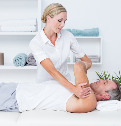 Massage Therapy Business Website And Tools