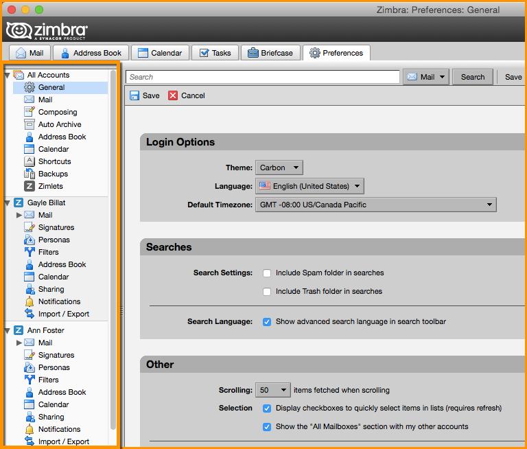 Did You Know: The Zimbra Desktop UX - Zimbra : Blog