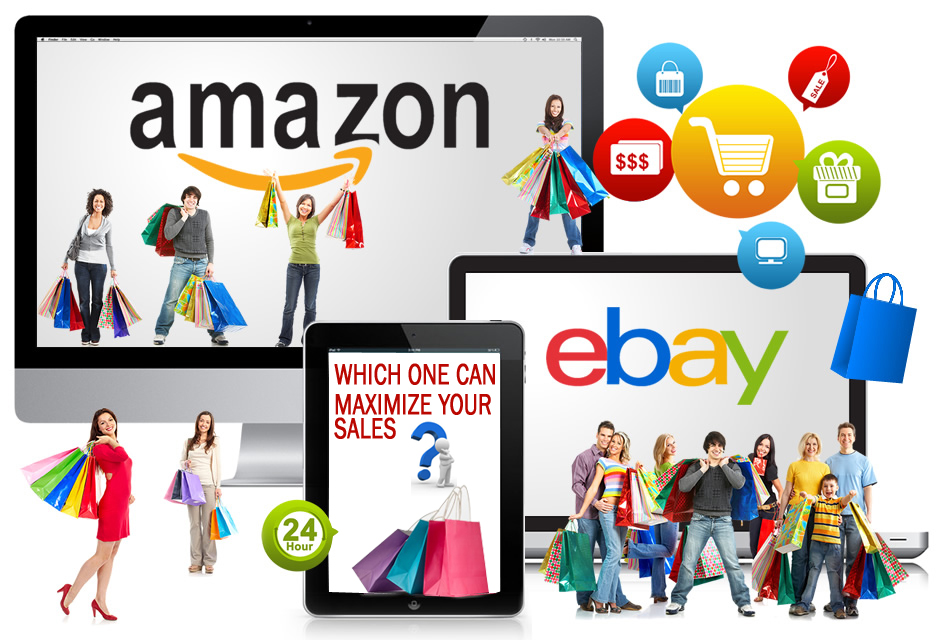 Be a seller in E-commerce Platforms...