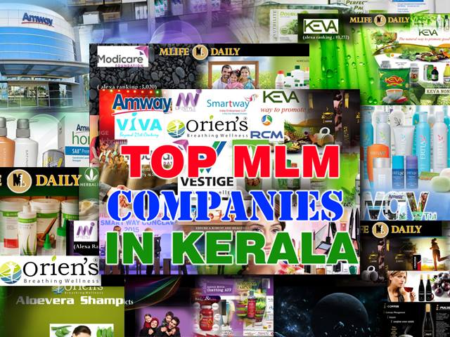TOP MLM COMPANIES IN KERALA 2018
