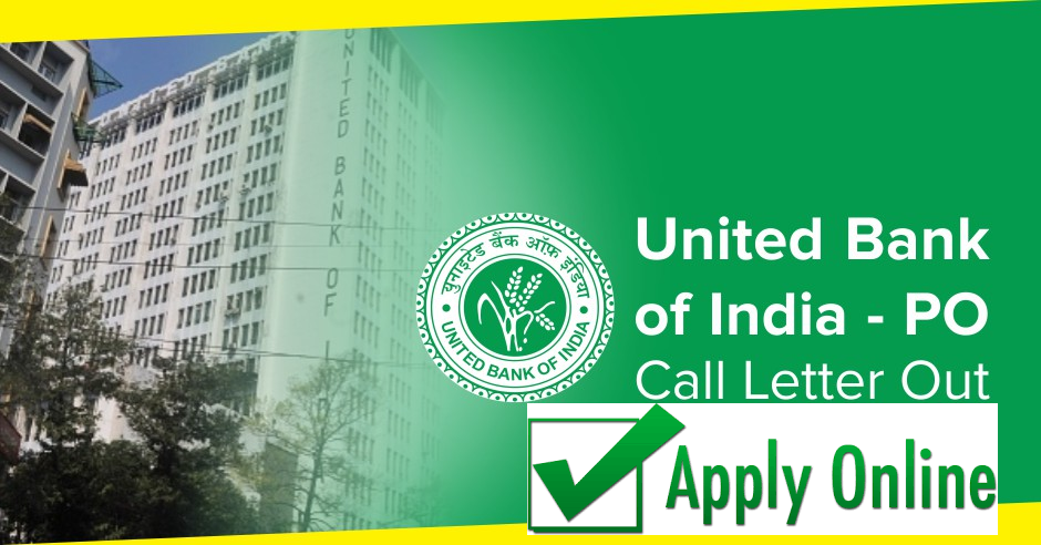 The United Bank of India has released the call letters for Probationary Officers on its official website unitedbankofindia.com  As per official data, the examination will be held on August 7, 2016 at various centres in Kolkata.