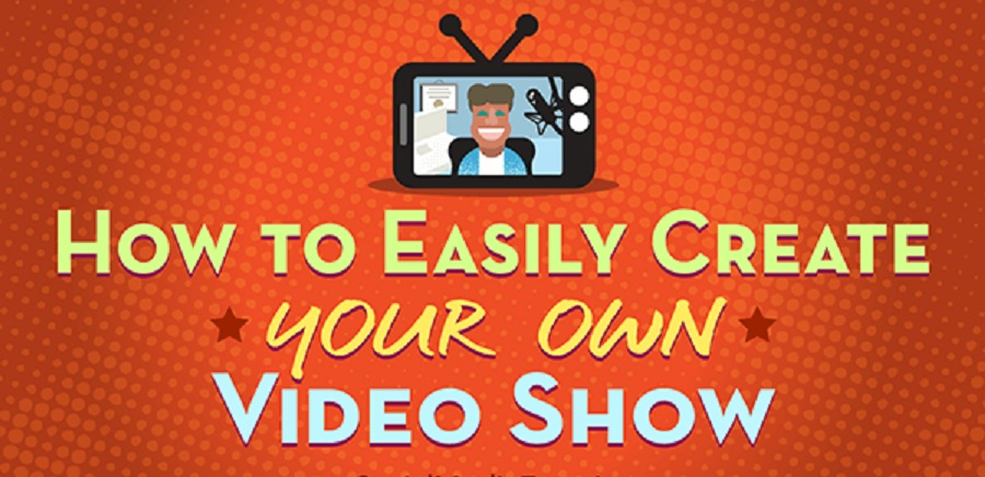 How to Easily Create Your Own Video Show