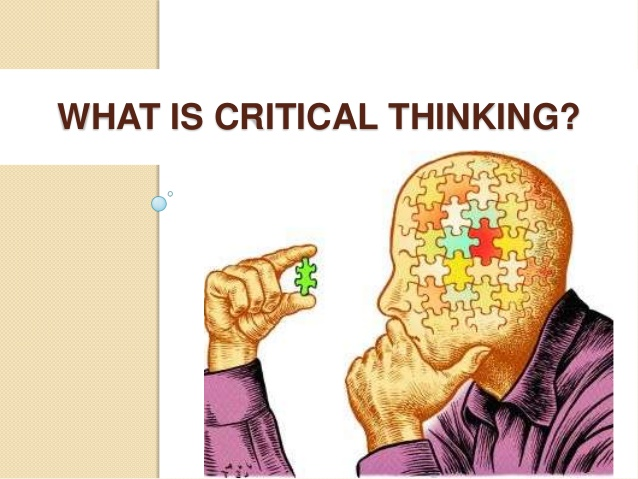WHY EMPLOYERS VALUE  CRITICAL THINKING ?