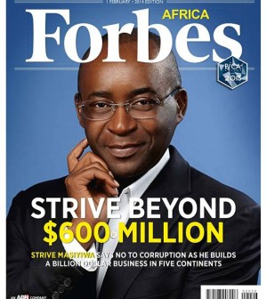 Strive Masiyiwa -Biography