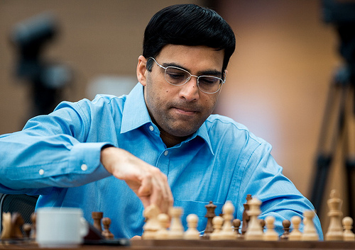 Viswanathan Anand -Biography