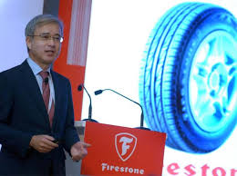 Bridgestone launches Firestone tyre brand for cars, SUVs