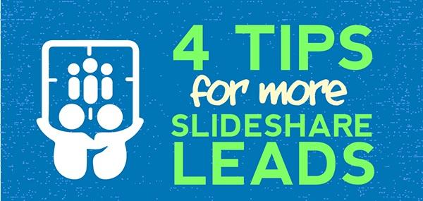 4 Tips for More SlideShare Leads
