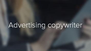 Advertising copywriters