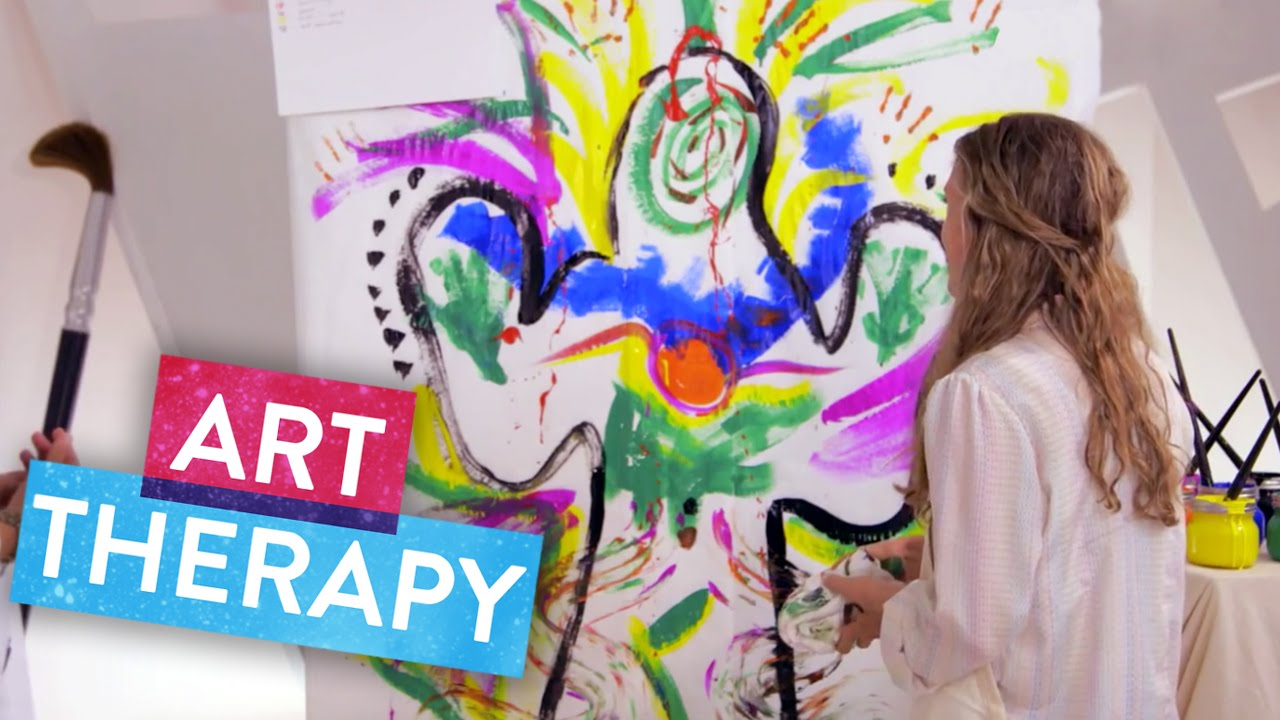 Art therapists