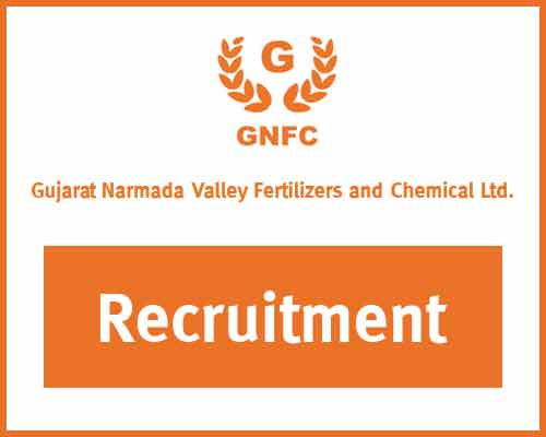 MBA Jobs-Gujarat Narmada Valley Fertilizers & Chemicals
