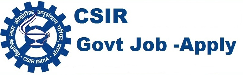 Council of Scientific & Industrial Research - CSIR Recruitment - 03 Research Intern - Walk-In-Interview 16 December 2017