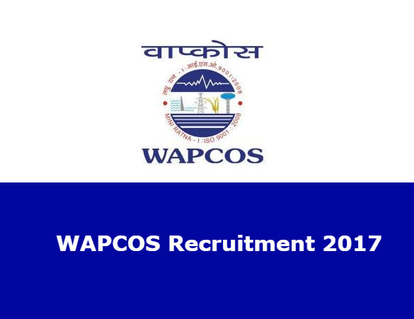 WAPCOS Limited - WAPCOS Recruitment - 122 Project Engineer & Site Engineer - Last Date 15 December 2017