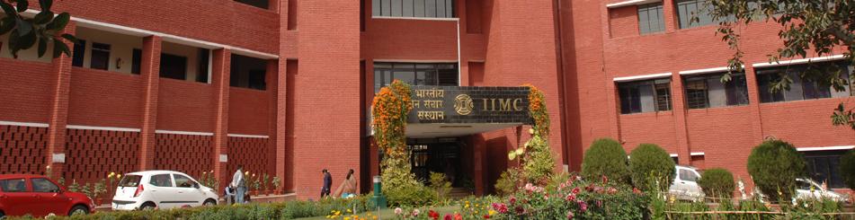 Indian Institute of Mass Communication - IIMC Recruitment - Academic Associate/Assistant - Walk-In-Interview 18 December 2017