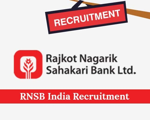 Rajkot Nagarik Sahakari Bank - RNSB Recruitment - Project Superintendent (Civil) - Apply Online - Last date 27 December 2017