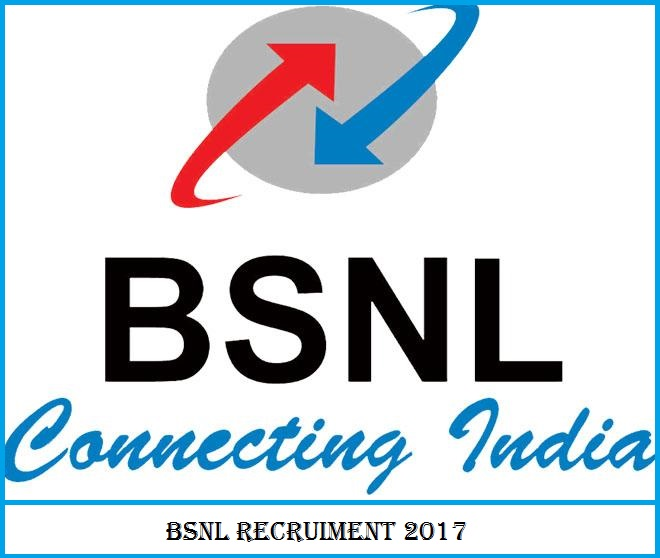 Diploma Jobs - Bharat Sanchar Nigam Limited - BSNL Recruitment - 107 Junior Engineer - Apply Online - Last date 15 January 2018