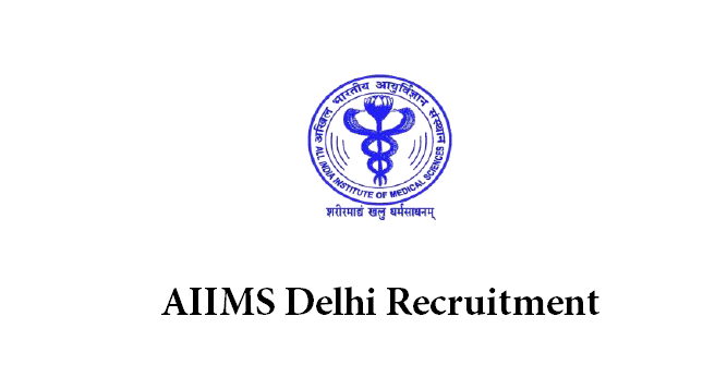 AIIMS Delhi Recruitment - Attendant & Scientist III - Apply offline - Last Date 31 December 2017
