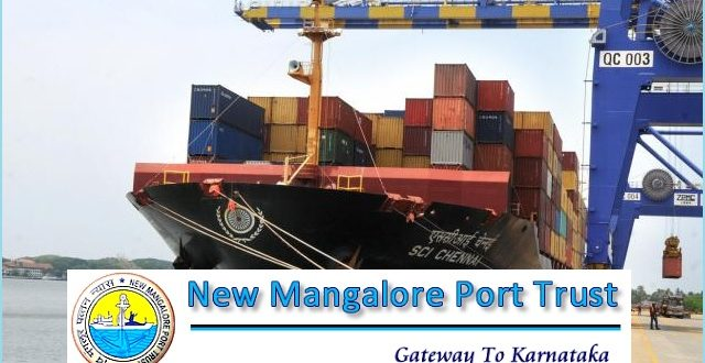 New Mangalore Port Trust - NMPT Recruitment - 02 Consultant - Apply offline - Last date 01 January 2018
