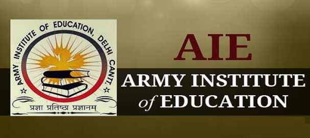 Applications Invited for admission to B.Ed courses 2017 at Army Institute of Education