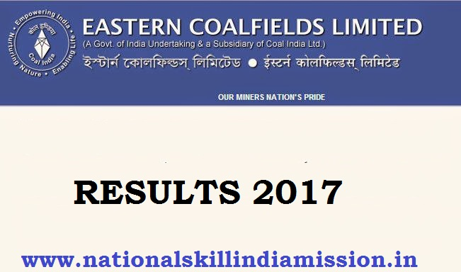 ECL Results 2017 – Accounts Clerk Medical Exam List 2017 published!!!