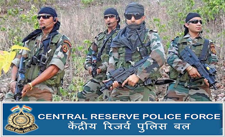 Degree Jobs-Central Reserve Police Force-Recruitment-Manager cum Accountant/Billing Clerk/Various Vacancies-Last Date 17 March 2017-Apply Now