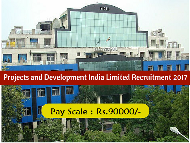 Projects Development India Limited-Recruitment-12 Vacancies-State Coordinator-Pay Scale : Rs.90000/-Apply Online-Last Date 05 March 2017