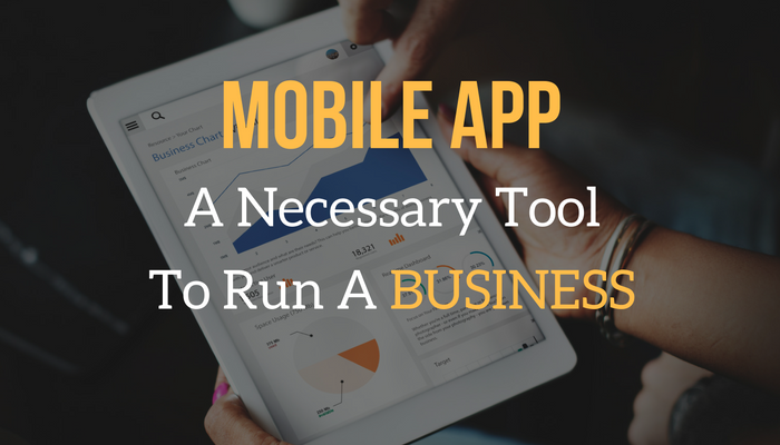 How Mobile apps can use as a Business tool?