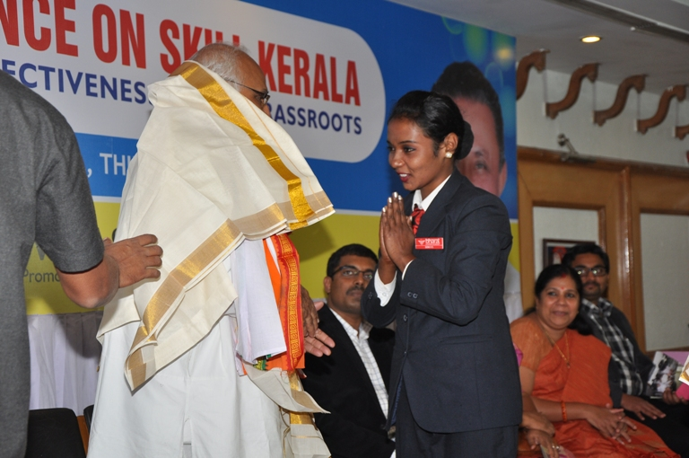 NATIONAL CONFERENCE ON SKILL KERALA