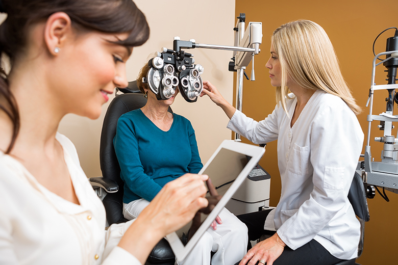 Diploma in Ophthalmic Assistant