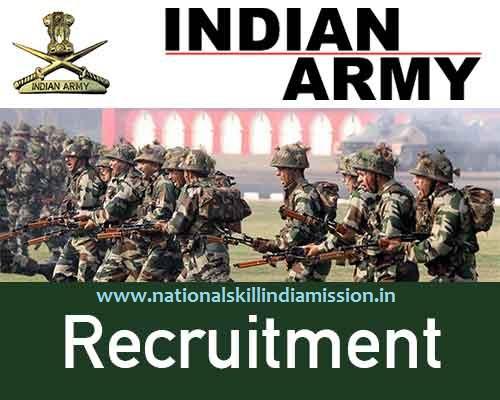 DEGREE JOBS-Indian Army-recruitment-54 vacancies-NCC Special
