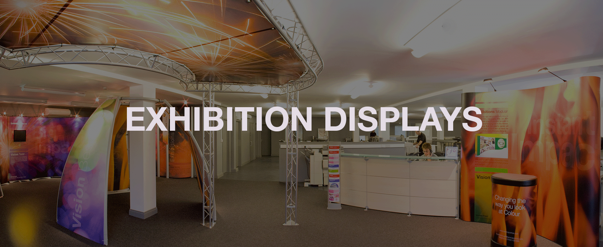 Exhibition Display Designers