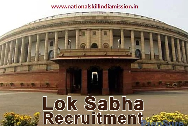 Lok Sabha Secretariat-recruitment-20 vacancies-Parliamentary Reporter-Pay Scale : Rs. 15600-39100/-Apply Now-Last date 27 February 2017