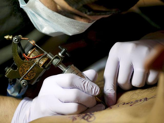 Skill Certification for Tattoo Artist