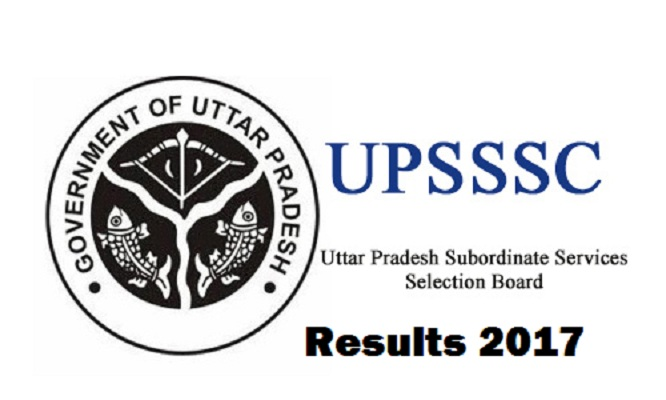 UPSSSC – Band Master & Electrician Final Results 2017