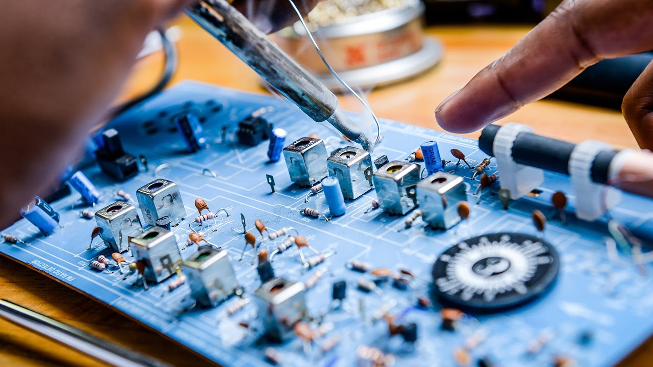 BSS Diploma in Industrial Electronics