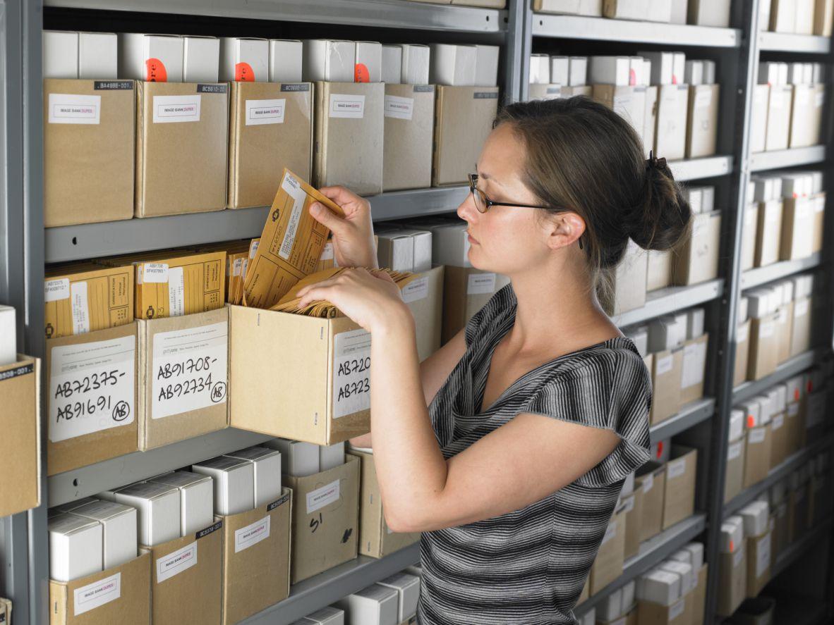 Archivists