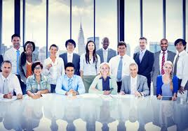 Investment bank operations staff