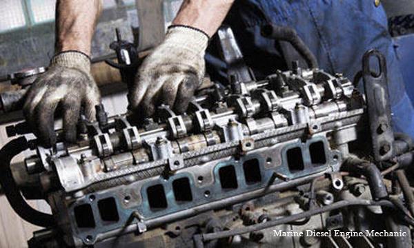 BSS diploma in Marine Diesel Engine Mechanic