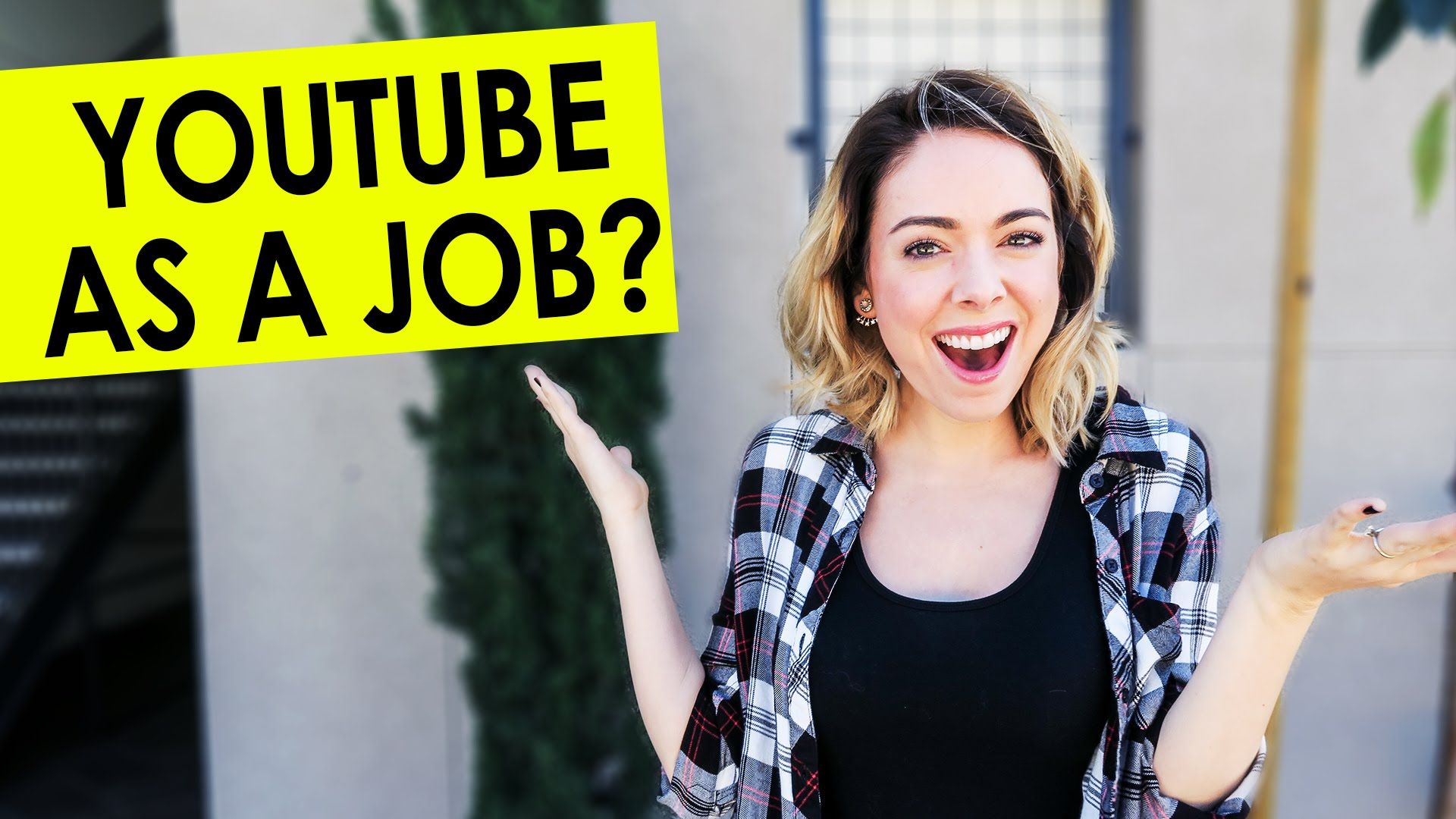 career as a youtuber