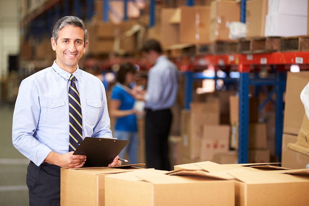 Logistics managers